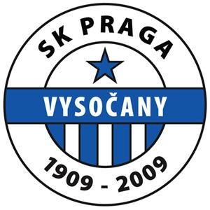 SK Praga Vysočany logo