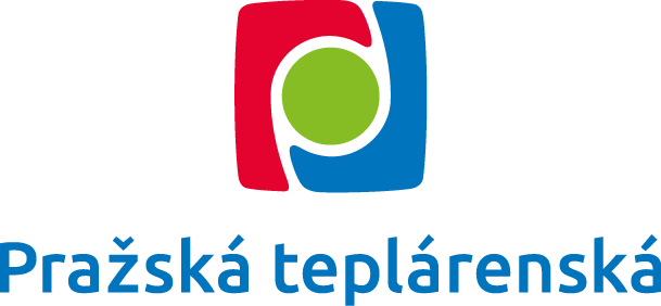 Logo Pražská teplárenská