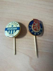 Odznak SK a TJ