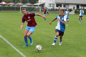 TJ Praga - FK Náchod