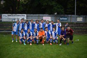 TJ Praga - FK Meteor Praha 1:8 (28.7.2021)