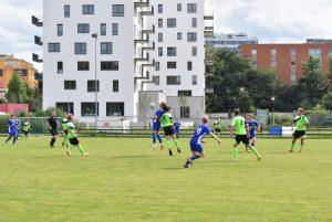 TJ Praga - Sparta Kolín 2:4 (0:1) Česká Divize dorostu U19 (11.8.2021)