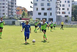 TJ Praga - FK Náchod 1:4 (1:2) Česká Divize dorostu U19 (14.8.2021)